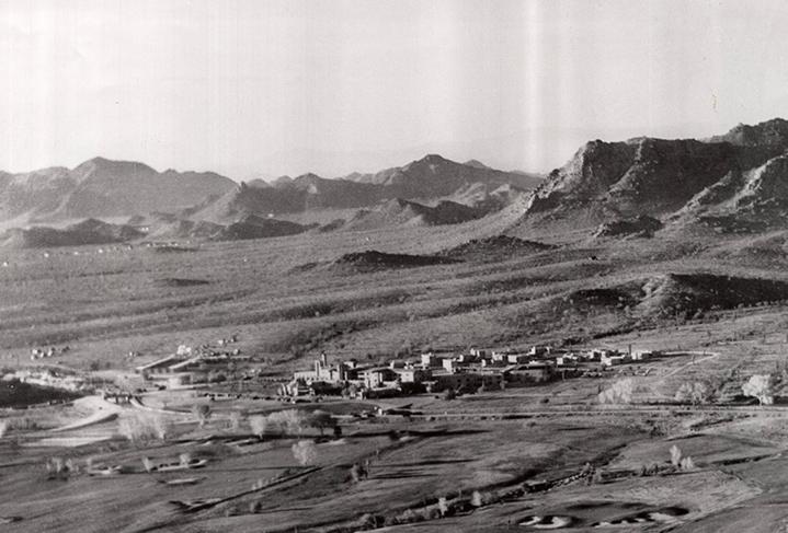Arizona Biltmore Golf Course History