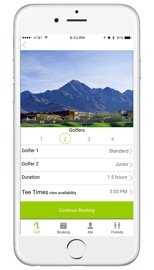 Get Out & Golf Mobile App