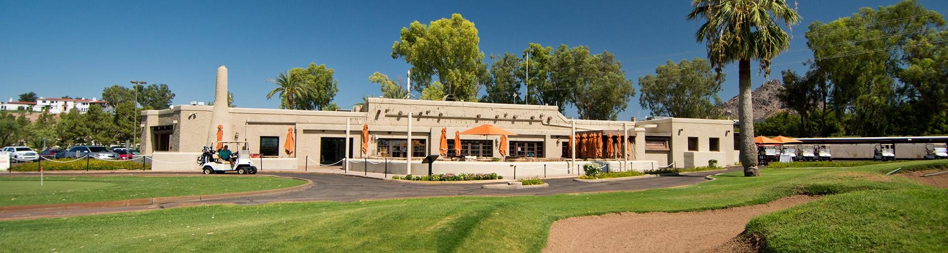 The Adobe Restaurant in Phoenix, Arizona