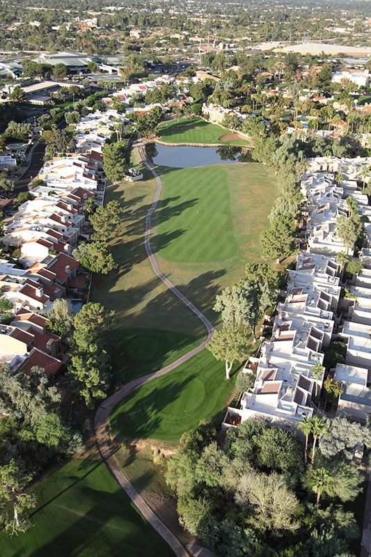 Outstanding Heli Photos Links Golf Course Hole 12 34 Arizona Biltmore Home Remodeling Inspirations Propsscottssportslandcom