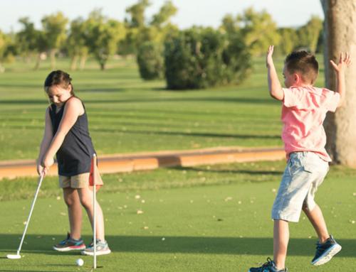 Arizona Biltmore Golf Club | Kids Golf