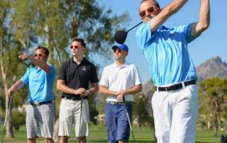 Golf Driving Class