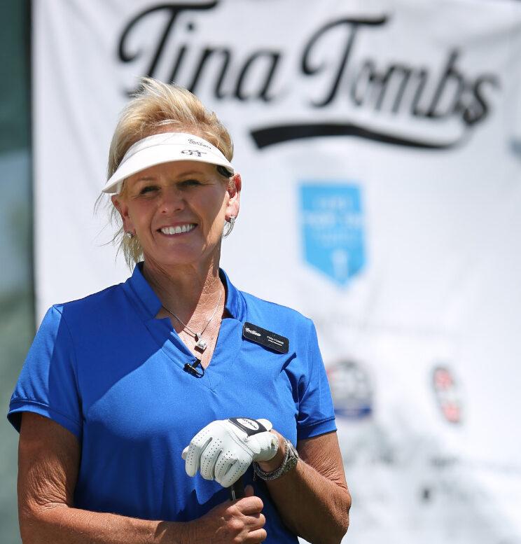 tina tombs golf lessons